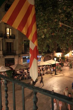 el Jardi: square