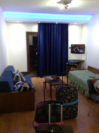 Loutsiana Hotel Apts: looks awsome