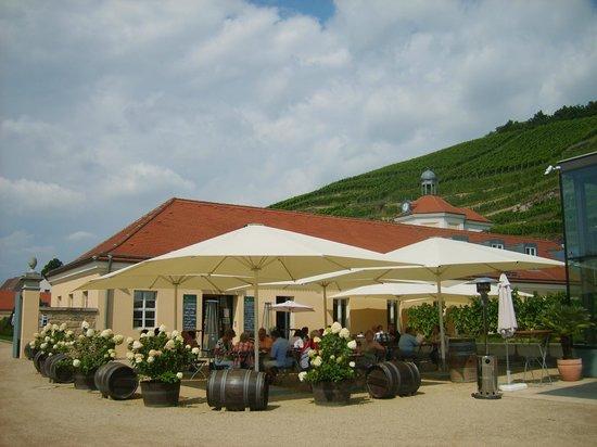 Hochzeitsfeier Gasthaus Schloss Wackerbarth Radebeul