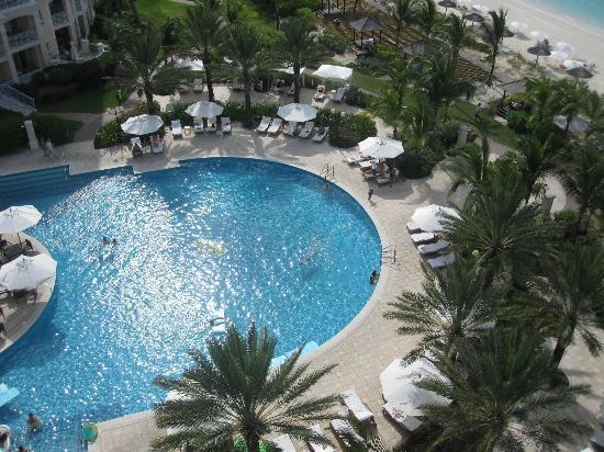 Seven Stars Resort & Spa: Pool from balcony