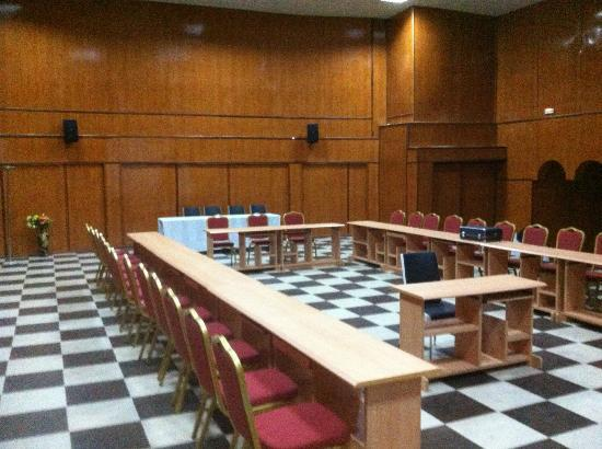 Hotel Atlantique Nouakchott: Large Conference Room