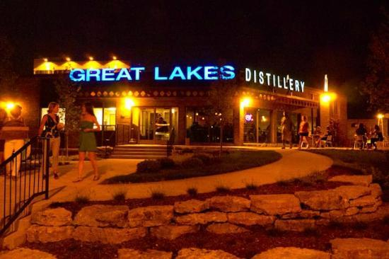 Great Lakes Distillery Tour