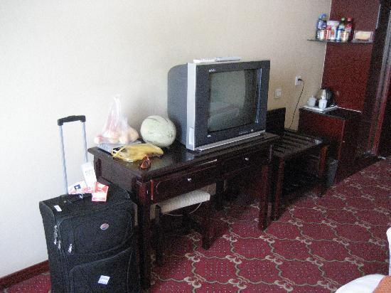Taxina Hotel: Room