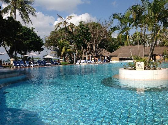Prama Sanur Beach Bali: View of pool