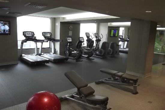 The Westin Detroit Metropolitan Airport: Great fitness centre.