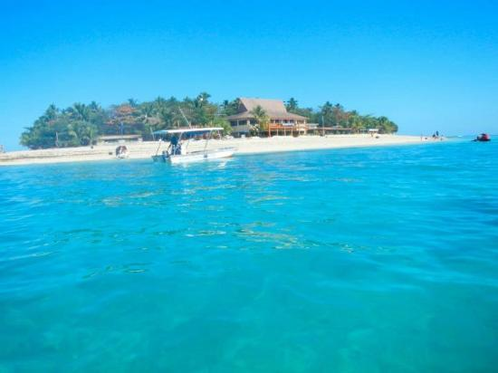 Beachcomber Island Resort: Beachcomber Island