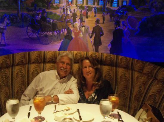 Canal Street Steak & Seafood: Anniversary dinner at Canal Street in the Orleans Casino
