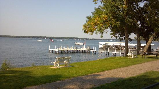 Inn at Okoboji: View from our room