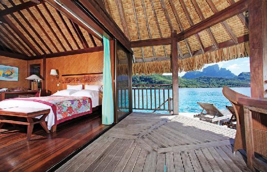 Sofitel Bora Bora Private Island: Island Luxury Overwater Bungalow