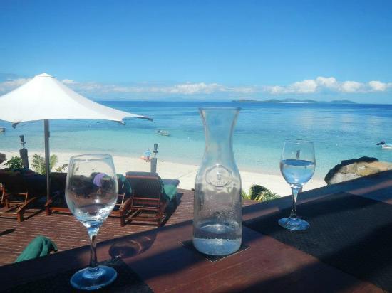 Matamanoa Island Resort : Matamanoa Restaurant