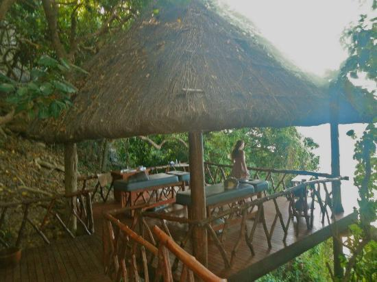 Matamanoa Island, Fidji : Treetops Day Spa
