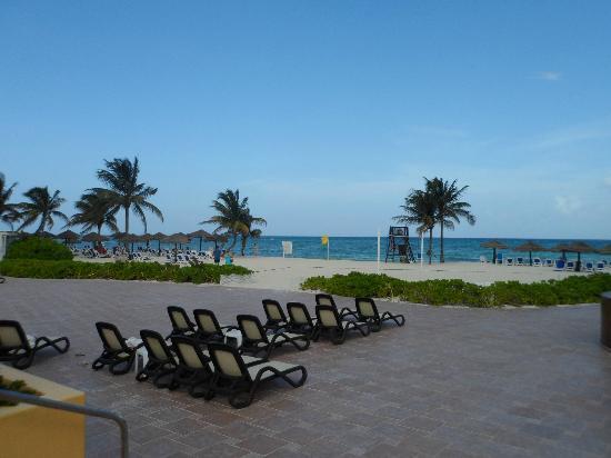 The Royal Haciendas, All Inclusive, All Suites Resort: Hermosa playa particular