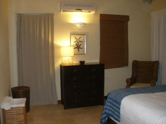 Meads Bay Beach Villas: View of Villa 4 master bedroom