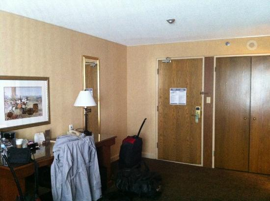 Sheraton Ottawa Hotel: Room view 1