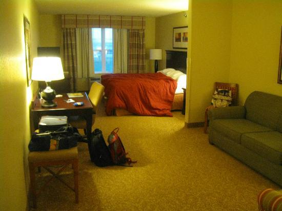Country Inn & Suites By Carlson, Marion: room