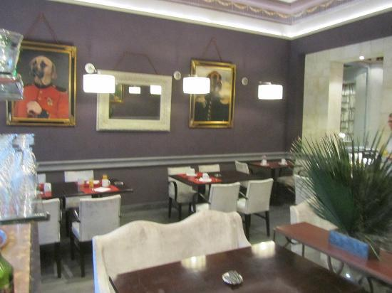 nice looking restaurant picture of golden tulip reims l univers reims tripadvisor. Black Bedroom Furniture Sets. Home Design Ideas