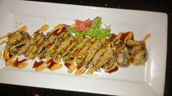 Oishi Sushi & Hibachi Grill