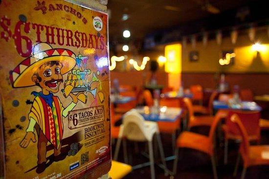 Panchos Mexican Restaurant Perth