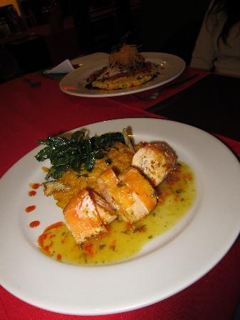 Fusiones Restaurant: Dish 2
