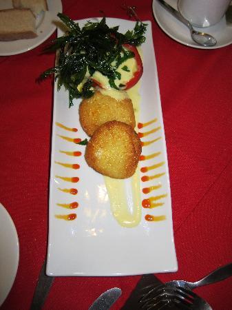 Fusiones Restaurant: Dish 3