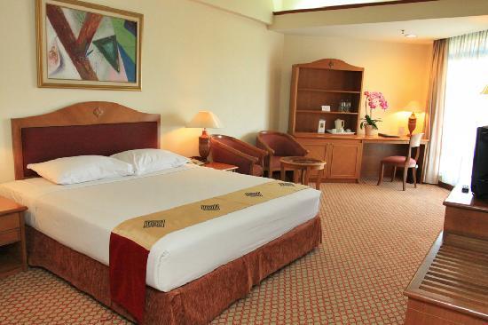 Hotel Bidakara Grand Pancoran Jakarta: Deluxe room