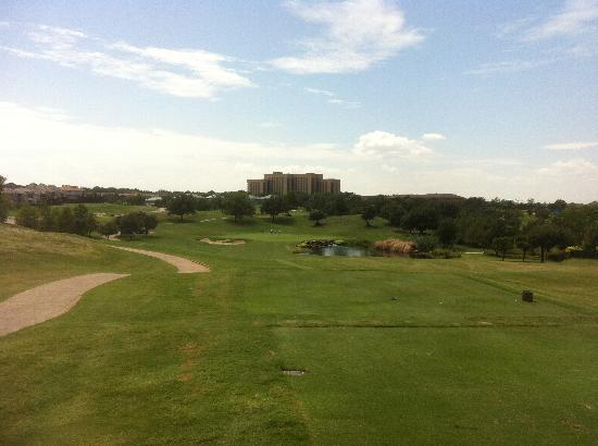 Four Seasons Resort and Club Dallas at Las Colinas: The golf course