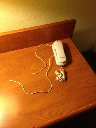 Americas Best Value Inn And Suites- Odessa: phone