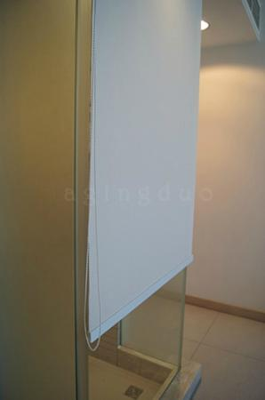 Holiday Inn Pattaya: blind on the outside!