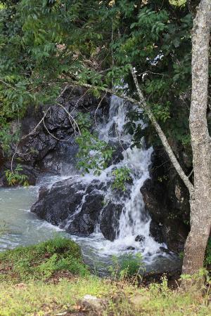 Monterra Tapalpa: El saltito, asi le llaman a esta pequeña pero hermosa cascada