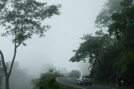 Blue Ginger Spa Resorts Wayanad: on the way
