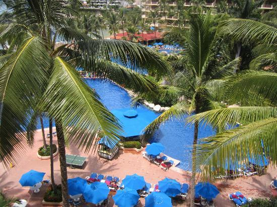 Barcelo Puerto Vallarta: Another view from my room. #1607