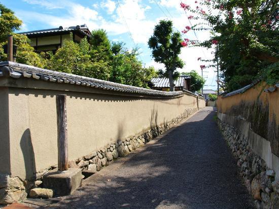 Shiga Naoya Former House: 大きなお屋敷でした