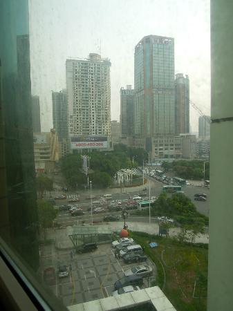 Shanghai Hotel: A view from the room