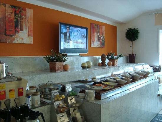 Hotel Italia: Abbondante