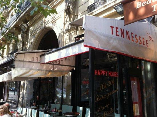Tennessee Cafe, Paris - Odeon / Saint-Michel - Restaurant Reviews ...