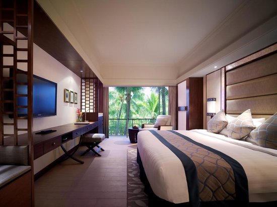 Shangri-La's Mactan Resort & Spa: Deluxe Room