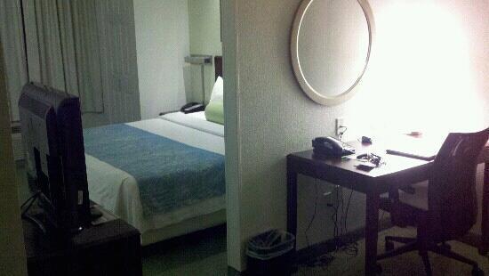 SpringHill Suites Houston Katy Mills: King Suite Room