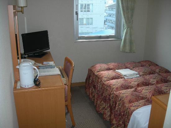 Tourist Inn Kochi: シングルルーム
