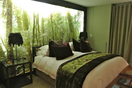 Kanonkop Guest House: forest suite