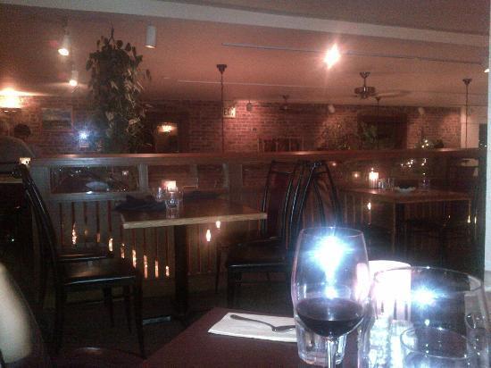 Silverwater Cafe : la sala superiore
