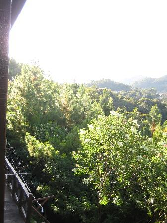 Kinabalu Rose Cabin Sabah : Rose Cabin Balcony 2