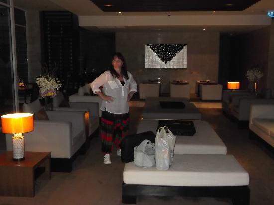Shama Sukhumvit Bangkok: reception