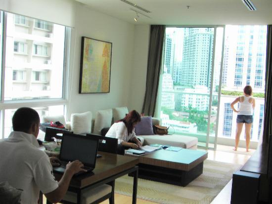 Shama Sukhumvit Bangkok: room