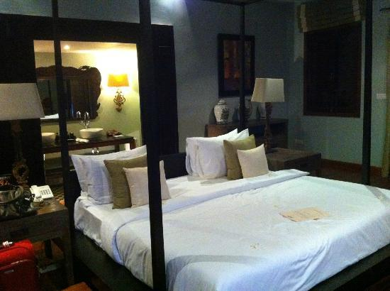 The SAMAR Villa & Spa Resort: Our villa room
