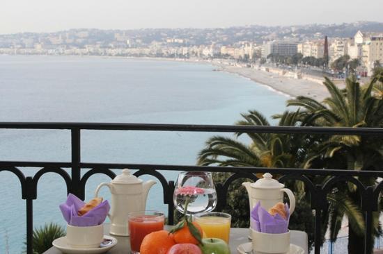 Hotel Suisse: Chambre privilège avec balcon et vue mer