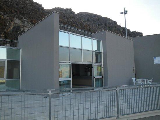 Cassano allo Ionio, Италия: La struttura di accoglienza al turista