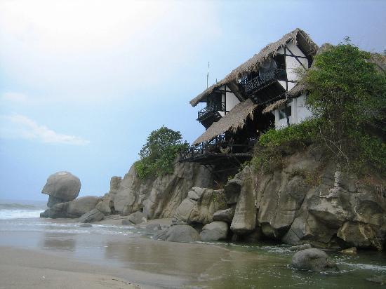 Finca Barlovento Cabana & Maloka: la struttura