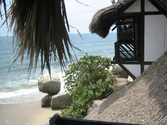 Finca Barlovento Cabana & Maloka: le stanza vista da fuori