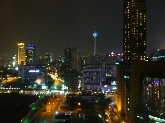 Furama Bukit Bintang: KL Tower