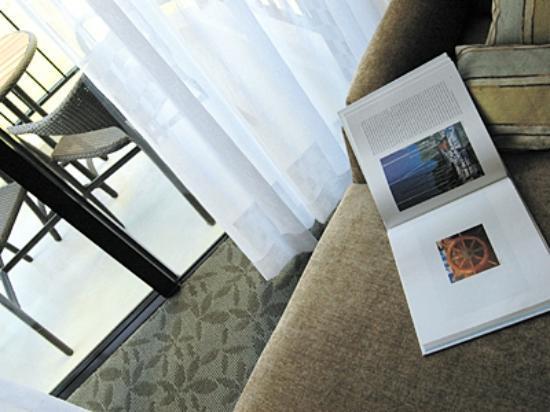 Hotel Nikko Alivila Yomitan Resort Okinawa: 海風が心地よい「プラシエンテツイン」